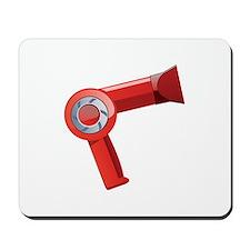 Hair Dryer Blowdryer Mousepad