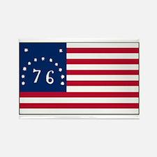 The Bennington Flag Shop Rectangle Magnet