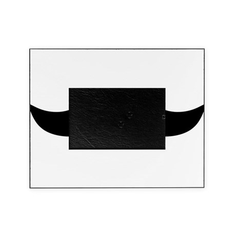 Mustache3.png Picture Frame