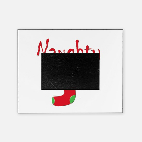 Naughty.png Picture Frame