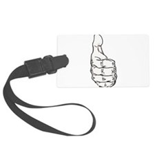 Thumbs Up.png Luggage Tag