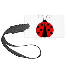 Lady Bug 3.png Luggage Tag