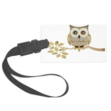 Apothecary Owl Branch 1 copy.png Luggage Tag