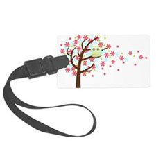 Windy Tree Owl copy.png Luggage Tag