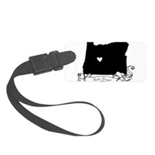 Bend.png Luggage Tag