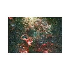 NASA Picture Tarantula Nebula Rectangle Magnet