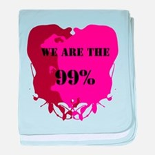 We Are The 99% - Occupy Wall Street - Graffiti Hea