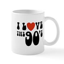 I Love the 90's Mug