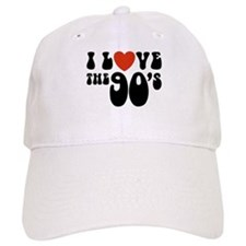 I Love the 90's Baseball Cap