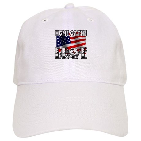 HOME OF THE BRAVE Cap