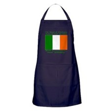 Irish Blood Whiskey Apron (dark)