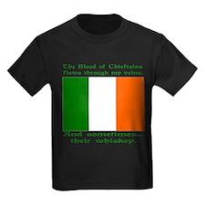 Irish Blood Whiskey T