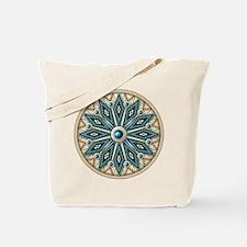 Native American Rosette 08 Tote Bag