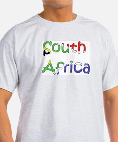 South Africa Goodies Ash Grey T-Shirt