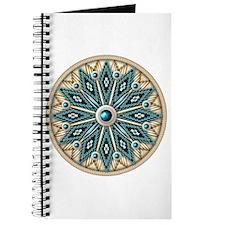 Native American Rosette 08 Journal