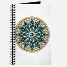 Native American Rosette 08 Journal