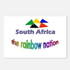 South Africa Goodies Postcards (Package of 8)