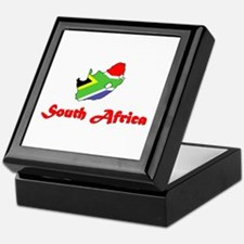 South Africa Goodies Keepsake Box