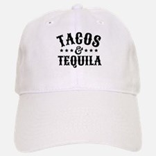 Tacos & Tequila Baseball Baseball Cap
