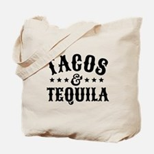 Tacos & Tequila Tote Bag