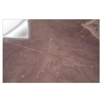 Nazca lines Wall Decal