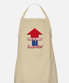 This is what DJ looks like Apron