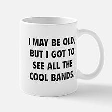 All The Cool Bands Mug