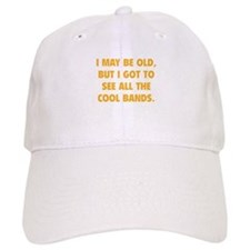 All The Cool Bands Baseball Cap