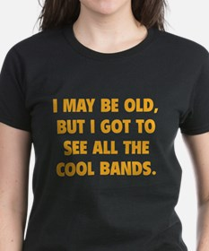 All The Cool Bands Tee