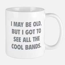 All The Cool Bands Mug