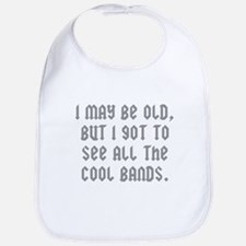All The Cool Bands Bib