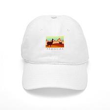 alpacas / mountains Baseball Cap