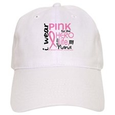 Hero In Life 2 Breast Cancer Baseball Cap