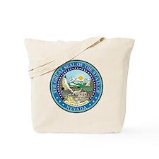 Nevada State Seal Tote Bag