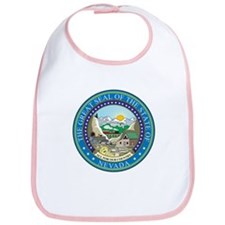 Nevada State Seal Bib