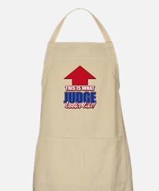 This is what Judge looks like Apron
