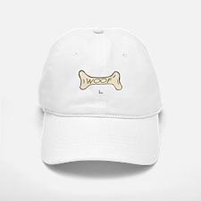 Frizbee is for the Dogz! Baseball Baseball Cap