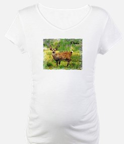 deer in a beautiful setting Shirt