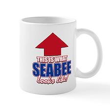 This is what Seabee looks like Mug