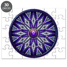 Native American Rosette 10 Puzzle
