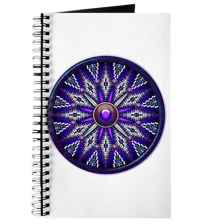 Native American Rosette 10 Journal
