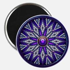 Native American Rosette 10 Magnet