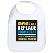 Repeal And Replace Obamacare Bib