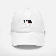 There's an I in TEAM Baseball Baseball Cap