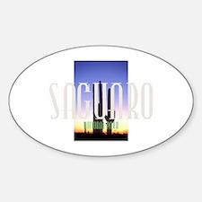 ABH Saguaro Sticker (Oval)