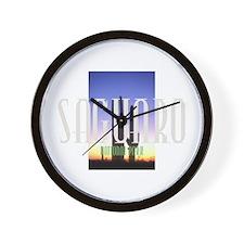 ABH Saguaro Wall Clock