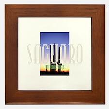 ABH Saguaro Framed Tile