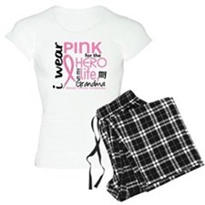 Hero In Life 2 Breast Cancer Pajamas