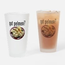 got pelmeni? Drinking Glass