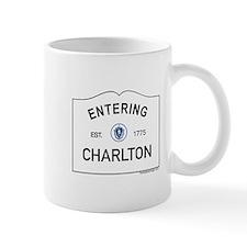 Charlton Mug